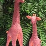 Modèles des girafes
